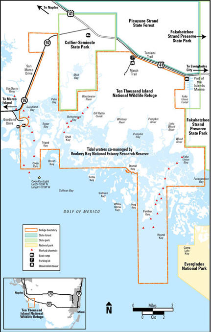 Florida Islands Map.Everglades Florida Hotels Restaurants Fishing Attractions Dining