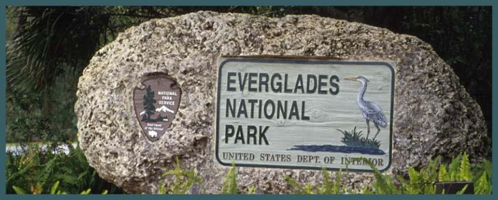 Everglades Florida Parks